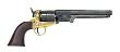 1851 Navy Engraved .44 Cal Black Powder Revolver FR185118