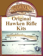Original Hawken Rifle kits